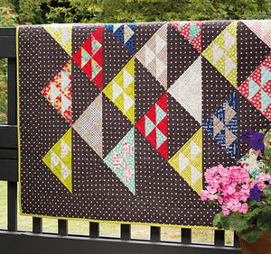 "Moda All-Stars - Lucky Charm Quilts: 17 Delightful Patterns for Precut 5"" Squares by Lissa Alexander 5"