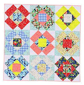 Baby Quilts for Beginners: Easy to Make, Fun to Give by Karen M. Burns 2