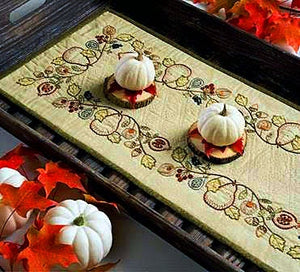 Stitches from the Harvest: Hand Embroidery Inspired by Autumn by Kathy Schmitz 4