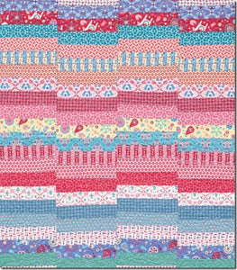 One Bundle of Fun: Turn Any Bundle, Roll, or Pack into a Great Quilt by Sue Pfau 3