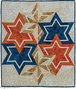 Magic Add-A-Strip Quilts: Transform Simple Shapes into Dynamic Designs by Barbara H. Cline 2