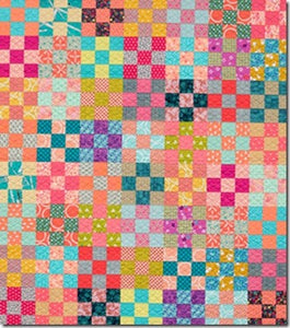 Block-Buster Quilts - I Love Nine Patches: 16 Quilts from an All-Time Favorite Block by Karen M. Burns 4