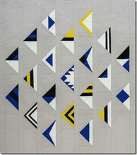 Modern Triangle Quilts: 70 Graphic Triangle Blocks 11 Bold Samplers by Rebecca Bryan 5