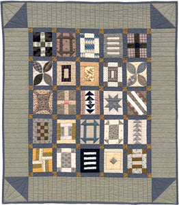 "The 4"" by 5"" Quilt-Block Anthology: 182 Blocks for Reproduction Fabrics by Carol Hopkins & Linda M. Koenig 2"