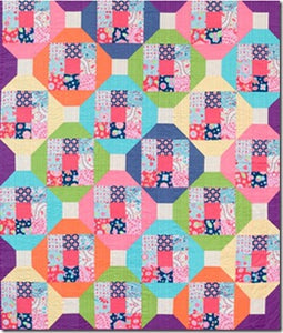 Block-Buster Quilts - I Love Nine Patches: 16 Quilts from an All-Time Favorite Block by Karen M. Burns 2