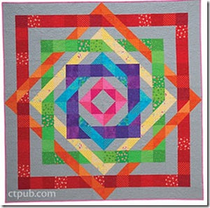 Fantastic Stash Quilts: 8 Projects 2 Ways Using Yardage or Scraps by Joyce Dean Gieszler 2