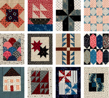 "The 4"" by 5"" Quilt-Block Anthology: 182 Blocks for Reproduction Fabrics by Carol Hopkins & Linda M. Koenig 3"