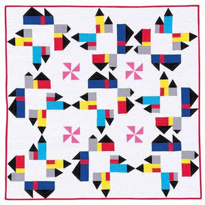 Block-Buster Quilts - I Love House Blocks: 14 Quilts from an All Time Favorite Block by Karen M. Burns 3