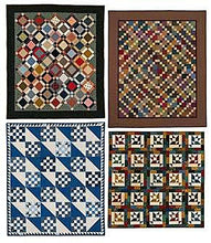 The Big Book of Civil War Quilts: 58 Patterns for Reproduction-Fabric Lovers 3