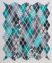 Magic Add-A-Strip Quilts: Transform Simple Shapes into Dynamic Designs by Barbara H. Cline 4
