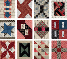 "The 4"" by 5"" Quilt-Block Anthology: 182 Blocks for Reproduction Fabrics by Carol Hopkins & Linda M. Koenig 4"
