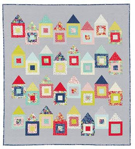 Block-Buster Quilts - I Love House Blocks: 14 Quilts from an All Time Favorite Block by Karen M. Burns 4