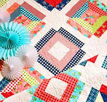 A Piece of Cake: Sweet and Simple Quilts from Layer Cake Squares by Peta Peace 2