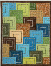 Magic Add-A-Strip Quilts: Transform Simple Shapes into Dynamic Designs by Barbara H. Cline 5