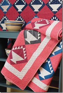 Preserving History: Patchwork Patterns Inspired by Antique Quilts by Julie Hendricksen 2