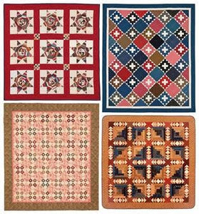 The Big Book of Civil War Quilts: 58 Patterns for Reproduction-Fabric Lovers 5