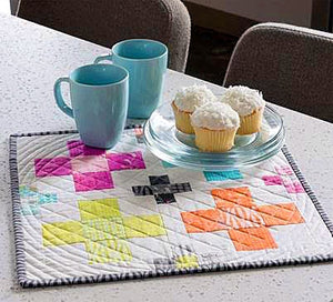 A Piece of Cake: Sweet and Simple Quilts from Layer Cake Squares by Peta Peace 4