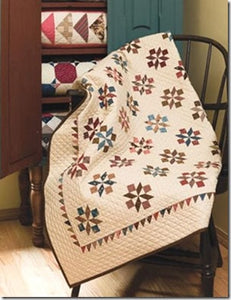 Preserving History: Patchwork Patterns Inspired by Antique Quilts by Julie Hendricksen 3