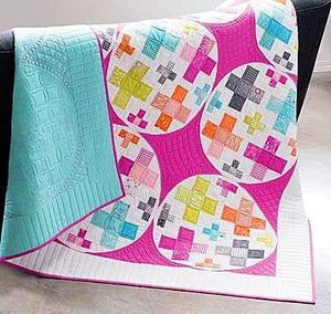 A Piece of Cake: Sweet and Simple Quilts from Layer Cake Squares by Peta Peace 5