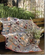 Preserving History: Patchwork Patterns Inspired by Antique Quilts by Julie Hendricksen 4