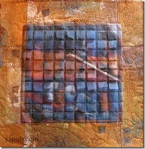 Digital Fiber Art: Combine Photos & Fabric Create Your Own Mixed-Media Masterpiece by Wen Redmond 3
