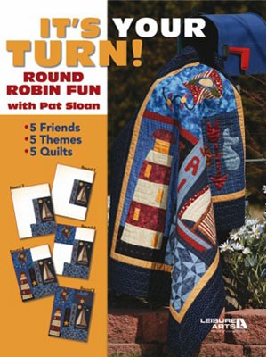 It's Your Turn! Round Robin Fun with Pat Sloan