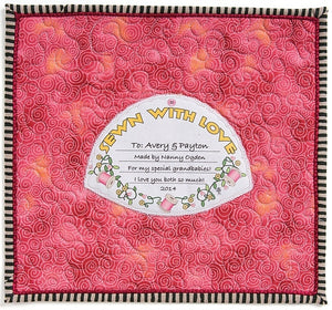 Best Ever Iron On Quilt Labels: 100+ Designs To Customize & Embellish With Stitching, Colouring & Painting 5