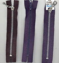 Aluminum Separable Zipper