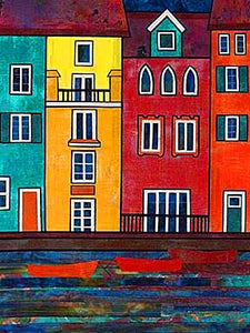 Fabulous Facades: Create Breathtaking Quilts with Fused Fabric by Gloria Loughman 2