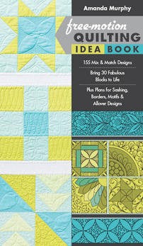 Free-Motion Quilting Idea Book 155 Mix & Match Designs