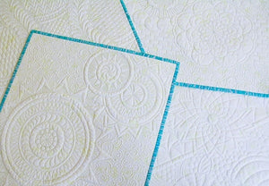 Rulerwork Quilting Idea Book: 59 Outline Designs To Fill With Free-Motion Quilting By Amanda Murphy 3