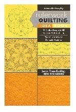 Rulerwork Quilting Idea Book: 59 Outline Designs To Fill With Free-Motion Quilting By Amanda Murphy