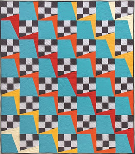 Nine Patch Revolution: 20 Modern Quilt Projects By Jenifer Dick & Angela Walters 2
