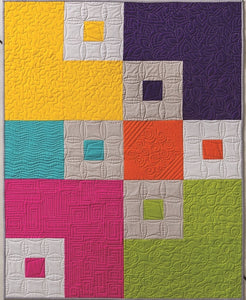 Nine Patch Revolution: 20 Modern Quilt Projects By Jenifer Dick & Angela Walters 3