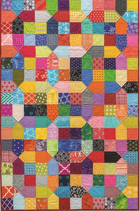 Nine Patch Revolution: 20 Modern Quilt Projects By Jenifer Dick & Angela Walters 5