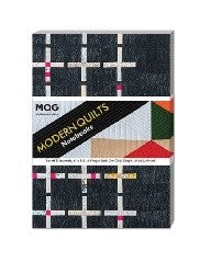 Modern Quilts Notebooks - Set of 3 Journals