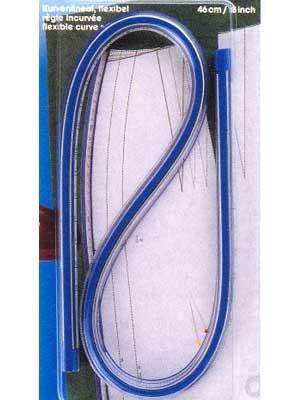 Flexible Design Curve, 46cm