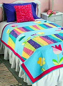 More Quick & Easy Quilts for Kids: Stylish Yet Easy Quilts for Kids of All Ages 3