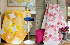 Scrappy and Happy Quilts - Limited Palette Tons of Fun by Kate Henderson 2
