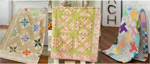 "Start with Strips - 13 Colorful Quilts from 2-1/2"" Strips by Susan Ache 2"