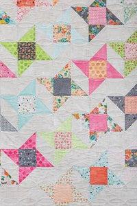 "Charm School - 18 Quilts From 5"" Squares: A Beginner's Guide by Vanessa Goertzen of Lella Boutique 2"