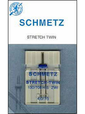 Schmetz Twin Stretch Needle, 1 Count