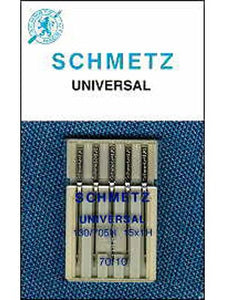 Schmetz Universal Needles, 5 count