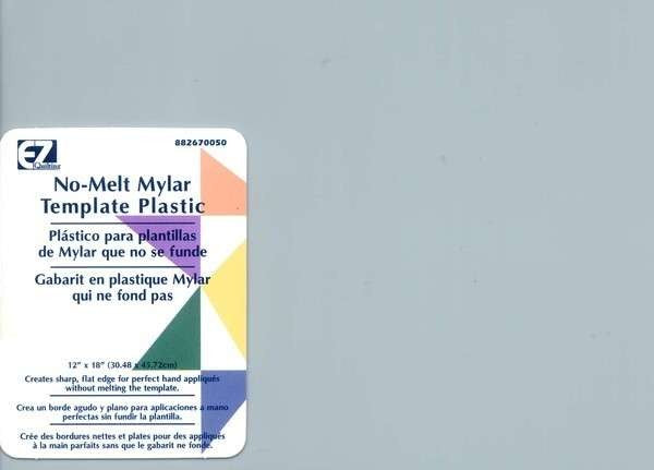 EZ Quilting Tools Clear Mylar Template, 12