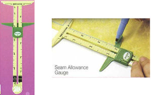 5-In-1 Sliding Gauge By Nancy Zieman