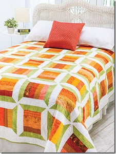More Jelly Roll Quilts: 8 More Inspirational Patterns Perfect For Weekend Projects 3