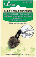 Clover Quilt Needle Threader