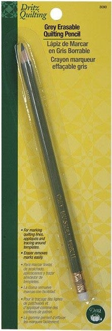 Grey Erasable Quilting Pencil,1 pencil per pack