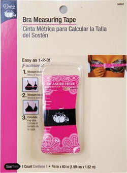Bra Measuring Tape