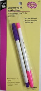 Disappearing Ink Marking Pens, Combo Pack